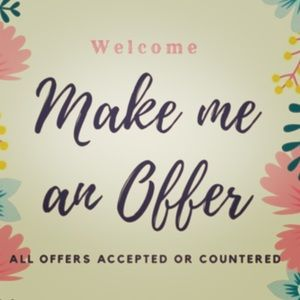 Other - Accepting or countering all offers